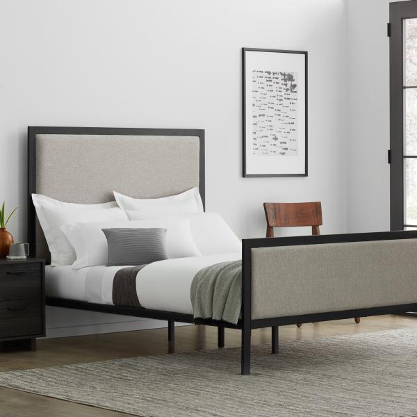 Clarke Designer Bed
