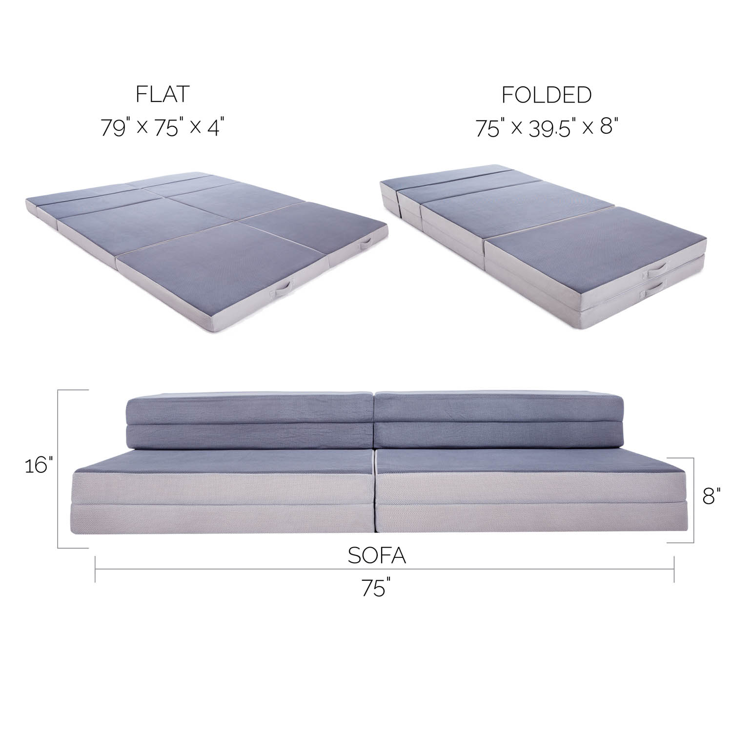 for Sofa bed 4 in 1