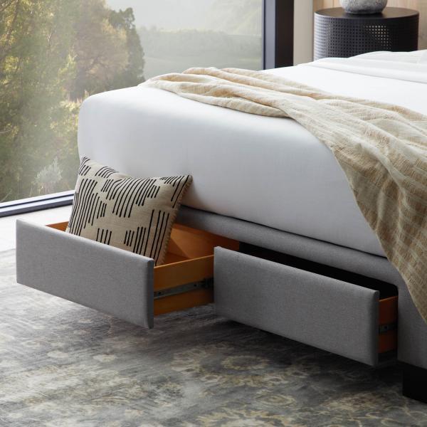 Duncan Platform Bed Base