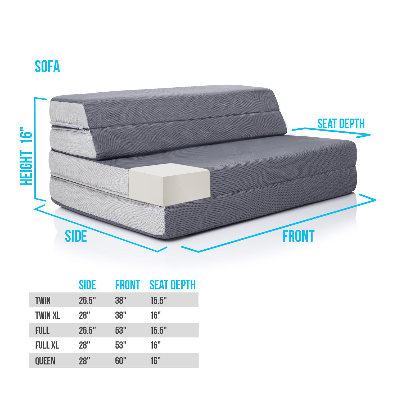 Twin Mattress Size Depth Thinking Buying Costco Aero Bed Mattress Topper Queen C Buy Wunderlay