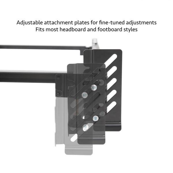 Steelock™ Hook-In Headboard Footboard