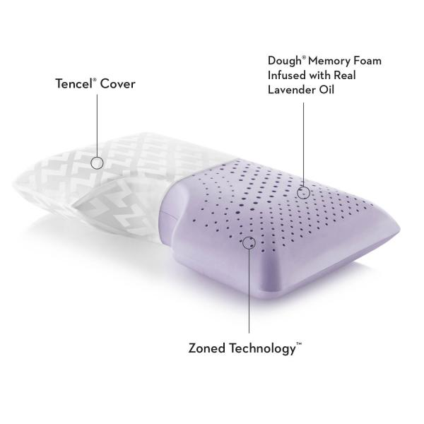 Shoulder Zoned Dough® + Lavender